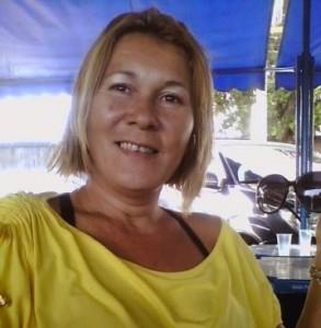 Vítima Cláudia Rocha